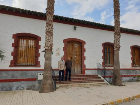 Ciudadanos reclama la estación de tren de Cantoria para uso vecinal