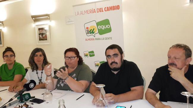 IU-Equo cierra campaña sin lamentar la no confluencia con Podemos