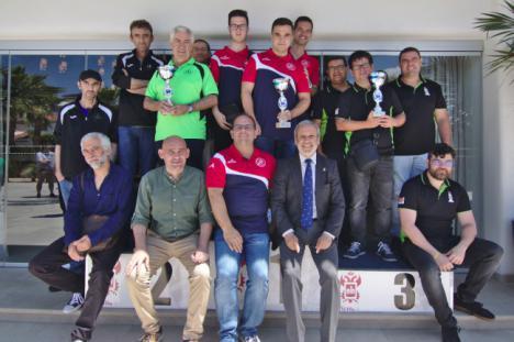Vera acogió la Copa de Almería por Equipos de Ajedrez