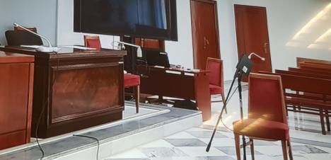 Dos horas ha tardado la selección del jurado del caso Gabriel