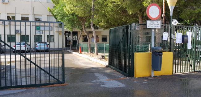 Suspendidas las clases en Almería por DANA