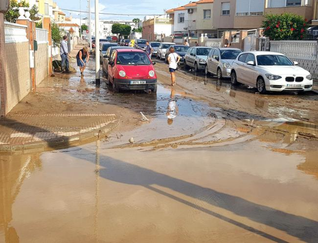 El Ministerio del Interior librará ayudas para los afectados por las inundaciones de DANA