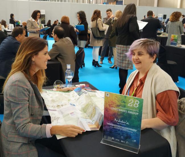 'Costa de Almería' se da a conocer en Birmingham y en Jaén