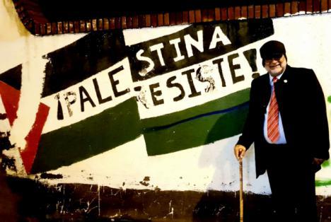 Diputado palestino denuncia en Almería el apartheit sionista