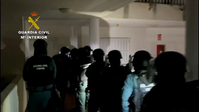 Detenidos los Antas Klan por delitos de odio