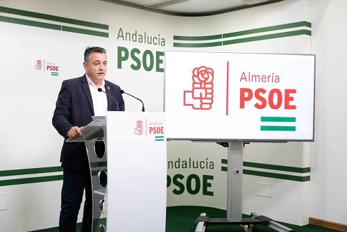 """Gutiérrez lamenta la """"amnesia"""" de Crespo sobre el trasvase Tajo-Segura"""