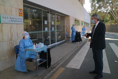 Desmedicalizan tres residencias del Distrito Sanitario Almería