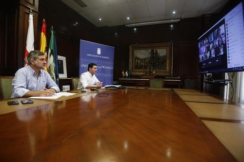 El teletrabajo se quedará en la Diputación tras el #COVID19