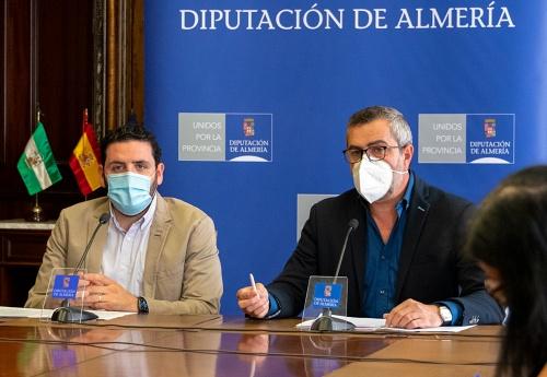 El PSOE pide a Diputación apoyo para que los pueblos gasten los fondos extraordinarios de 2021