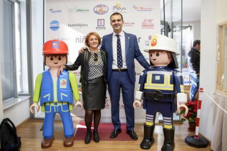 Exposición de Playmobil a favor de Niños con Cáncer de Almería