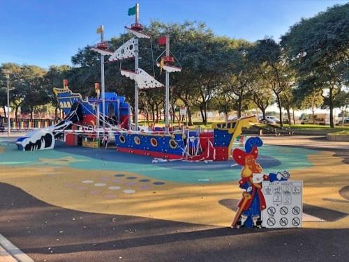 El Ayuntamiento abre este martes las 185 áreas infantiles con aforo limitado