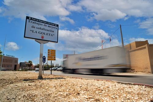 El Ayuntamiento instala cuatro paneles informativos sobre incidencias