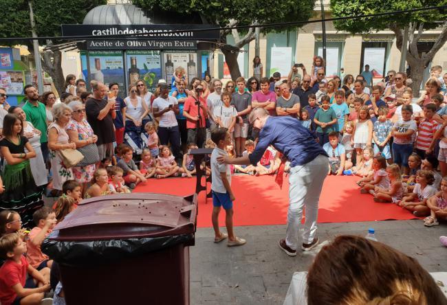 Música, magia y descuentos para celebrar el Día del Niño en #Almeriaenferia