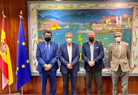 La APA incluye el acceso ferroviario al Puerto de Almería en su Plan de Empresa