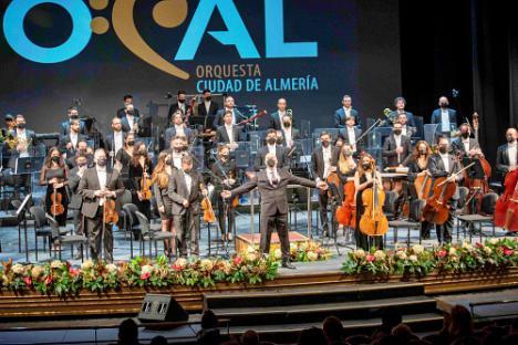 La OCAL inyecta la vacuna musical de la esperanza en el concierto de Año Nuevo