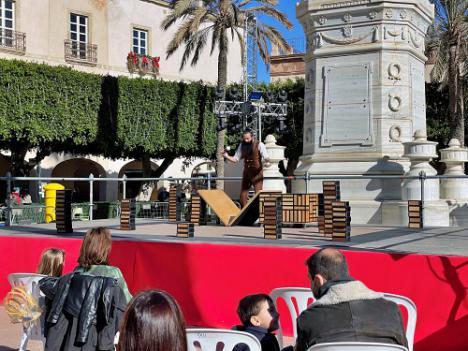 Aventuras, humor y diversión en el 39º Festival de Teatro Infantil