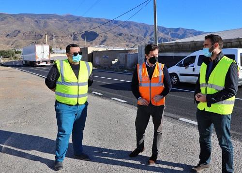 El Ayuntamiento de El Ejido destina más de 100.000 euros a caminos rurales