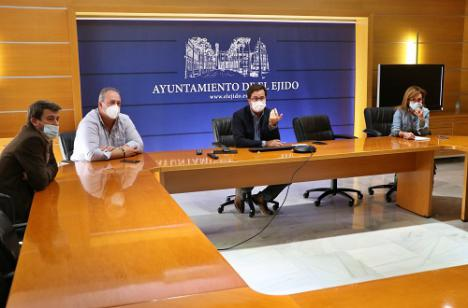 El Ayuntamiento de El Ejido ha destinado 2,4 millones de euros a energética