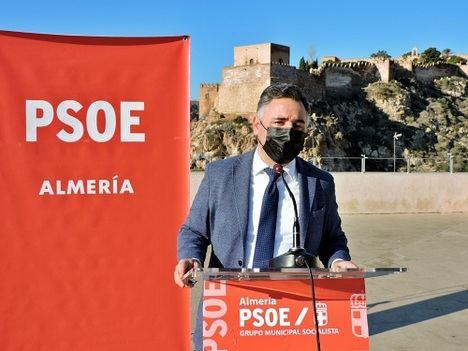 El PSOE pide la declaración de La Alcazaba como Patrimonio de la Humanidad