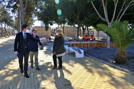 El Ayuntamiento de El Ejido amplía el cementerio para cinco años