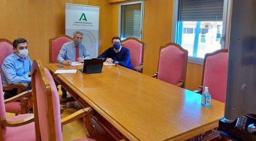 Celebrada reunión del Comité territorial de Alerta de Salud Pública de Almería
