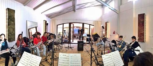 Valparaíso Big Band de Clasijazz brilla en su primer trabajo discográfico