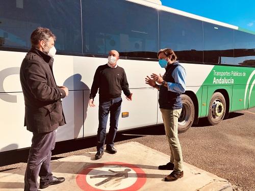 El Consorcio de Transporte refuerza sus líneas ante el Covid-19