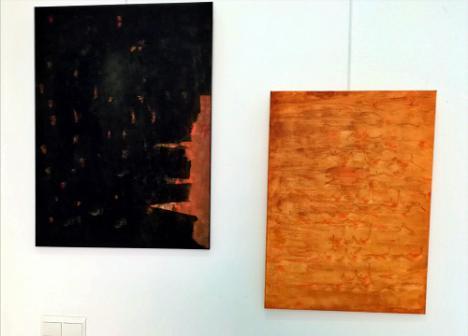 'Luciérnagas', nueva exposición de Clara Socias para la sala Jairán del CIP
