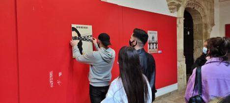 Exposición virtual de los carteles 'Gallo Pedro' de Verdiblanca