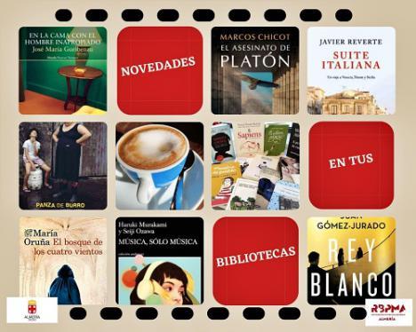 La app 'Indaloteka' permite seguir con la lectura con la Red de Bibliotecas de Almería