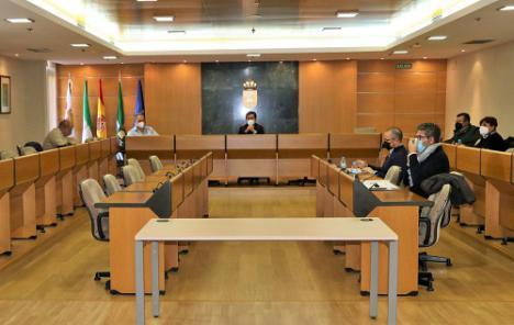 Góngora invita a la oposición a apoyar las mejoras para El Ejido
