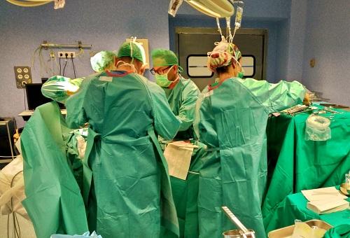 El Hospital de Poniente registra 9 donantes de órganos y tejidos en 2020