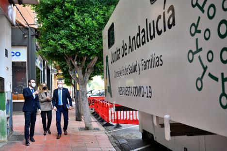 """Torregrosa destaca """"la colaboración entre administraciones contra la Covid-19"""""""