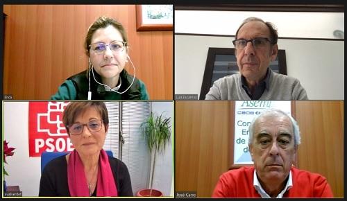 PSOE y ASEMPAL coinciden en exonerar impuestos a afectados por los cierres covid-19
