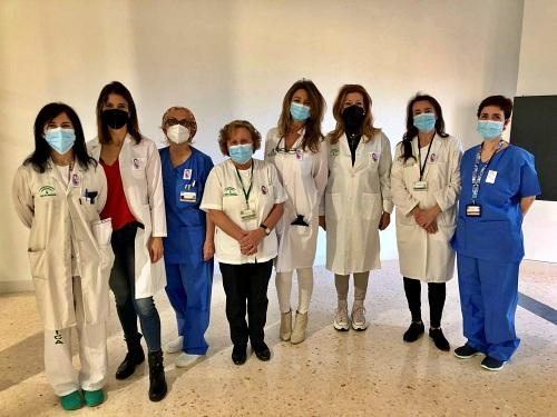 Torrecárdenas colabora en el 'Día Internacional de la Mujer y la Niña en la Ciencia' del IES Maestro Padilla