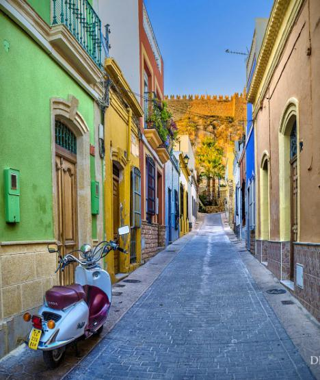 Almería Musulmana, Centro Histórico y Alcazaba, visitas guiadas del fin de semana