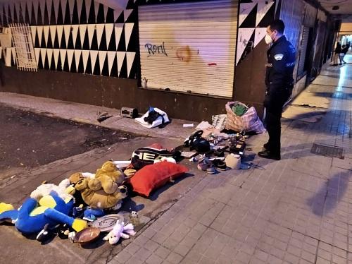Rápida actuación de la Policía Local de El Ejido para evita la 'okupación' de una vivienda