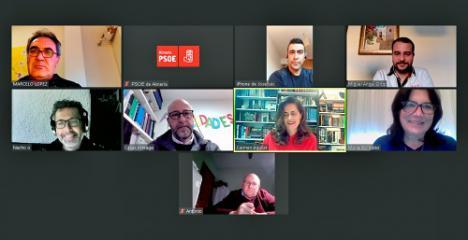 El PSOE reitera su apoyo a los empleados públicos interinos