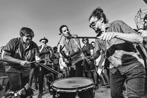 El #MomentoCooltural de Cooltural Fest ha sido para Javi Gómez y su foto de Depedro