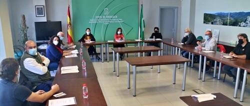 """La Junta se reúnen con colectivos para analizar la situación de """"La Peana"""""""