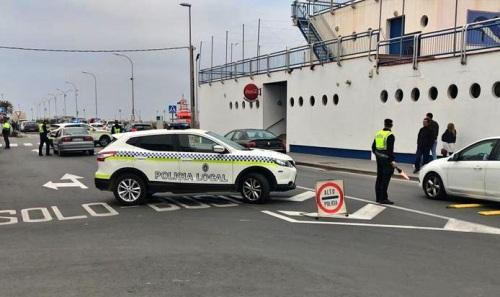 La Policía Local de Adra inicia una campaña de control y vigilancia de ciclistas