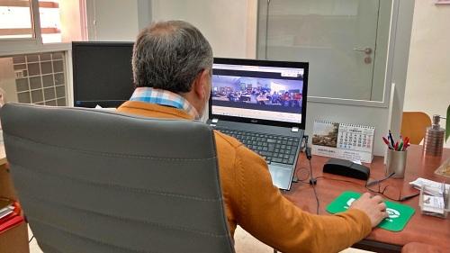 Charlas telemáticas sobre el 'uso y abuso' de las nuevas tecnologías en colegios de Adra