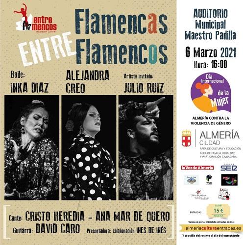 'Entre Flamencas y Flamencos' adelanta su horario a las 16.00 horas