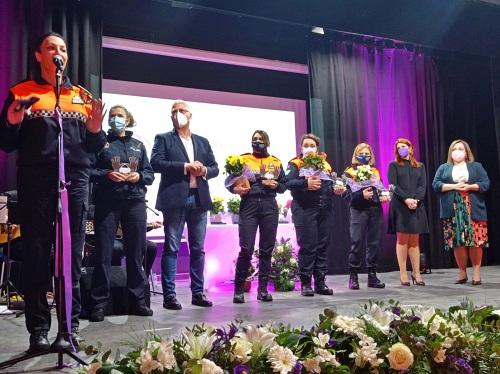 El Ayuntamiento de Huércal de Almería premia a doce mujeres por el 8M