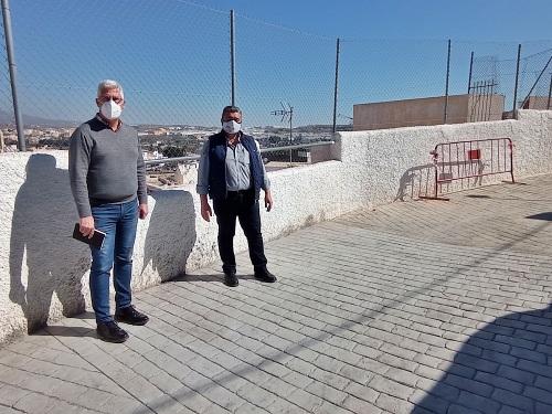 Finaliza la sustitución de redes de saneamiento y abastecimiento en Las Zorreras