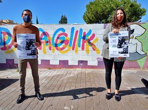 Tote King, Kutxi Romero, Rafa J. Vegas y Arco harán de Huércal un 'Escenario Literario'