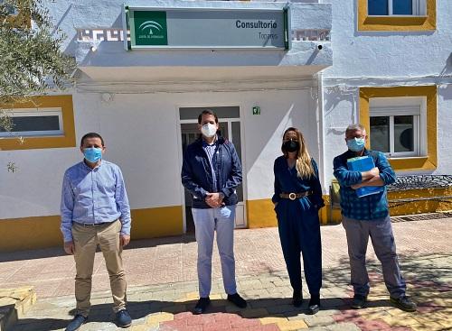 Salud finaliza la reforma del Consultorio de Topares