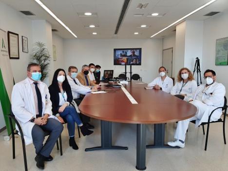 Urgencias del Hospital de Poniente ofrece información de interés a través de códigos QR