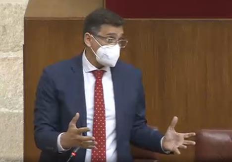 "Sánchez Teruel reclama a la Junta un plan de empleo ""urgente"""