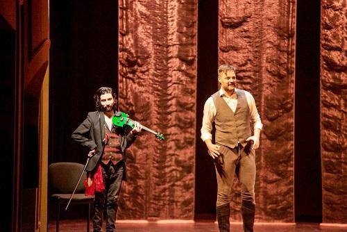 La Líquida sacia el 'Hambre' de buen teatro en la primera cita del Programa Delicatessen